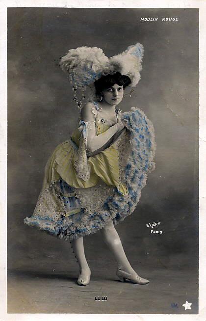 Dance girl