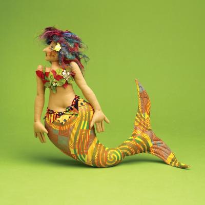 Mermaid by elinor peace bailey