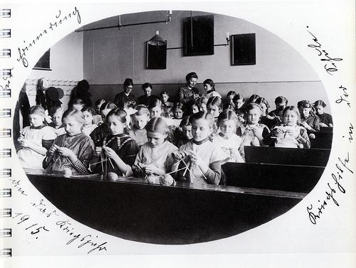 Knit school by