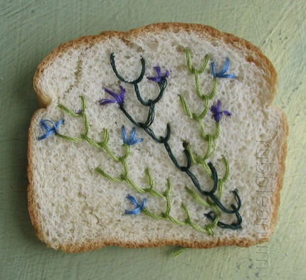 Embroideredbread