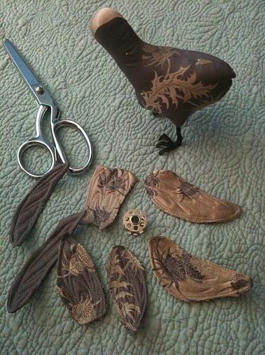 Pieces of a wren