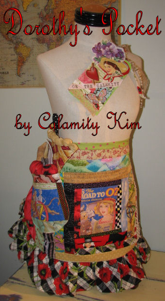 Wizard of Oz apron