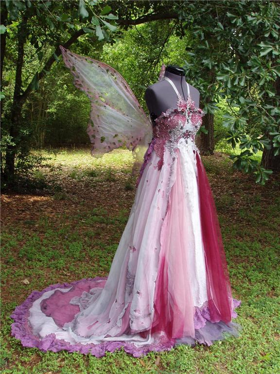 fairy-like gown