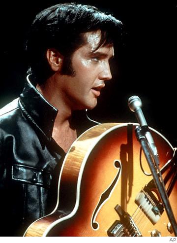 Vegas hotel unveils Elvis extravaganza