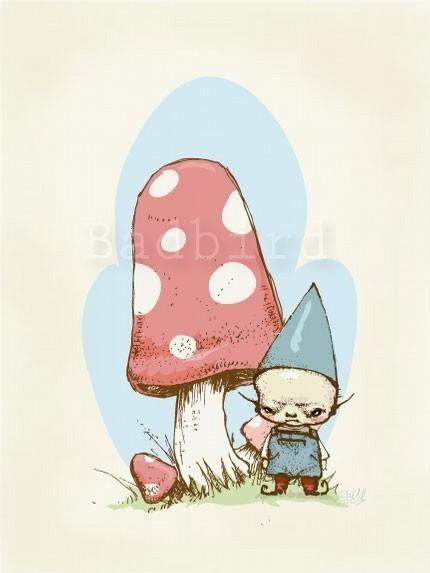 Gnome_badbird