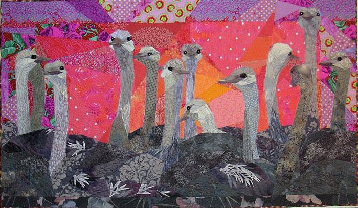 Ostrichquilt